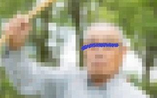 望月克敏の顔画像