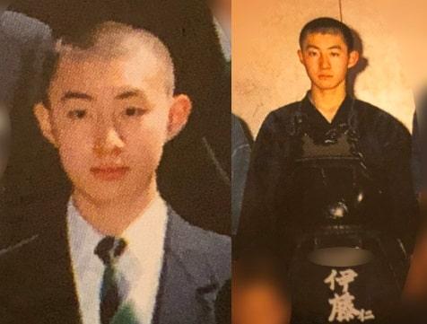 伊藤仁士の顔画像