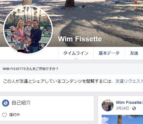 ウィム・フィセッテのFacebook